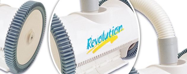 aspirateur piscine revolution