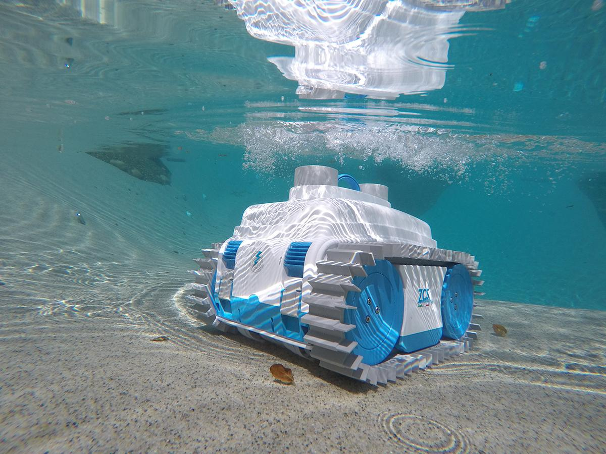 Aspirateur piscine sans fil - Robot piscine sans fil ...