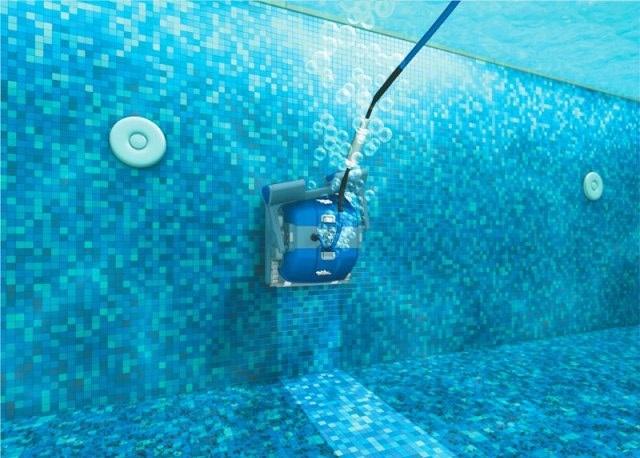 aspirateur piscine sans filtration