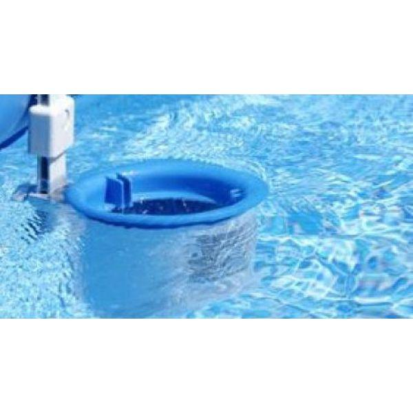 aspirateur piscine sur filtration