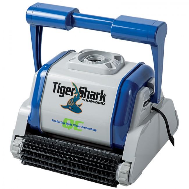aspirateur piscine tiger shark