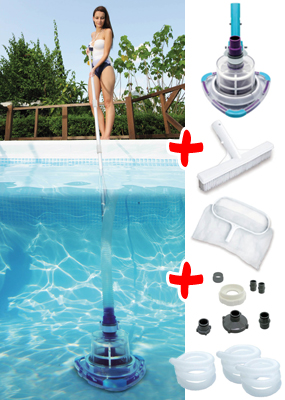 aspirateur piscine v-trap