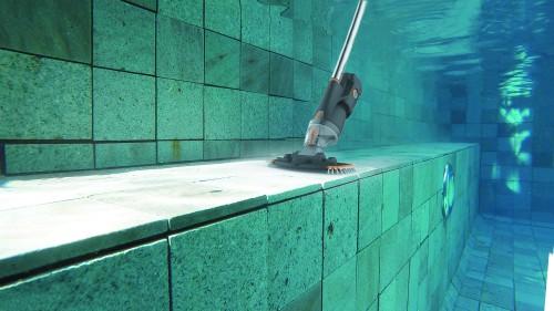 aspirateur piscine vektro junior