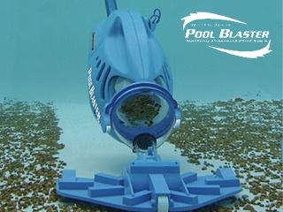 aspirateur piscine water tech pool blaster max electrique