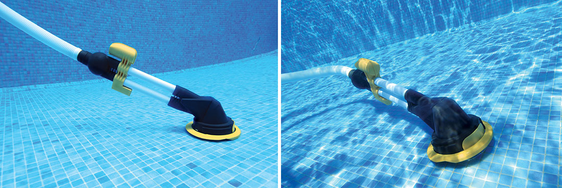 aspirateur piscine zappy