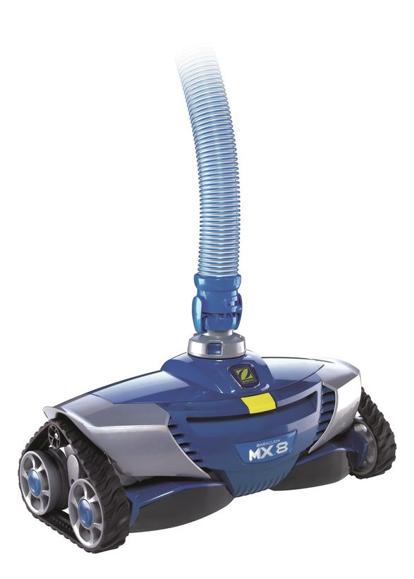 aspirateur piscine zodiac mx8