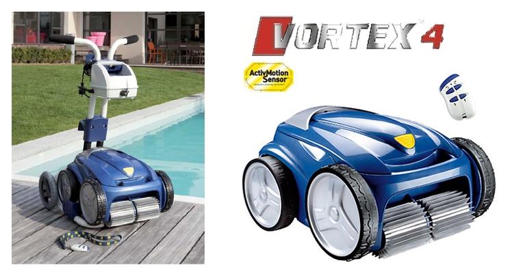 aspirateur piscine zodiac vortex 4. Black Bedroom Furniture Sets. Home Design Ideas