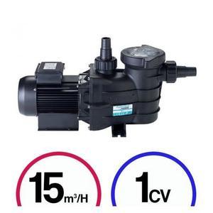 filtration piscine 1 cv