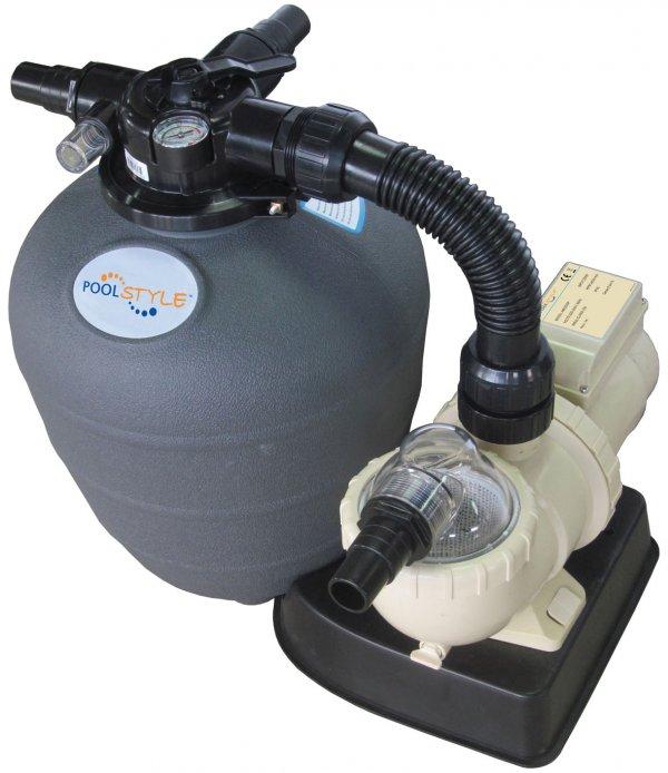 filtration piscine 20m3