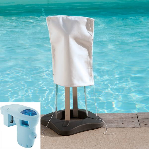 filtration piscine 5 microns