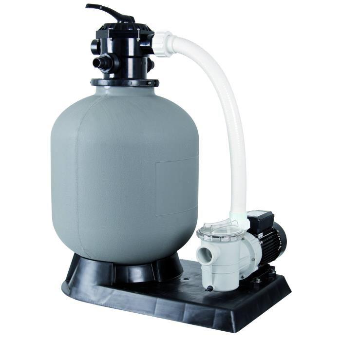 filtration piscine 6m3 h