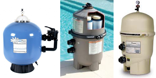 filtration piscine a diatomee
