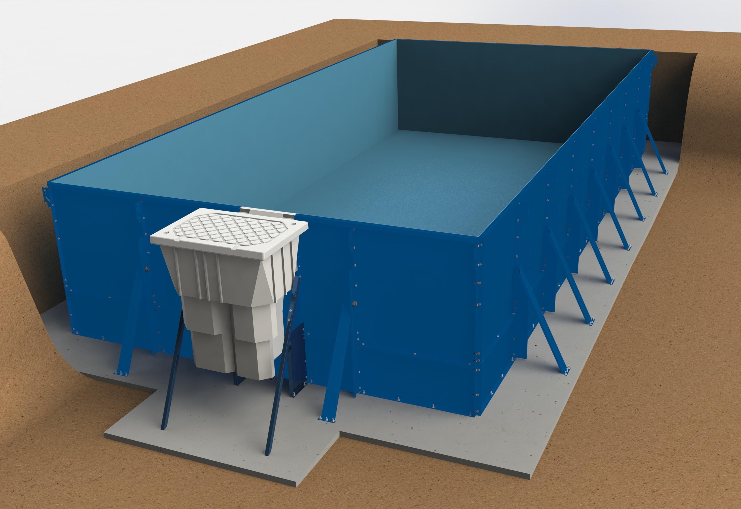 filtration piscine afm