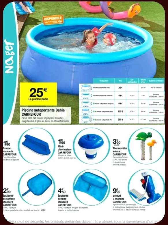 filtration piscine bahia carrefour