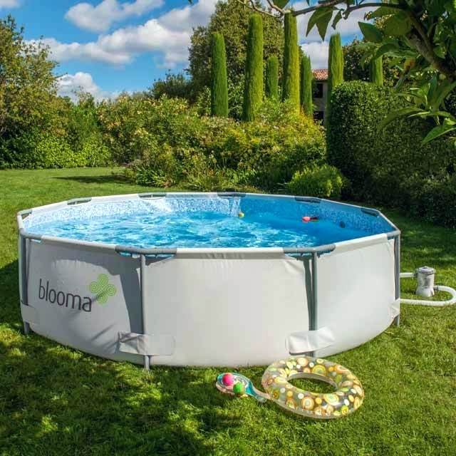 filtration piscine blooma