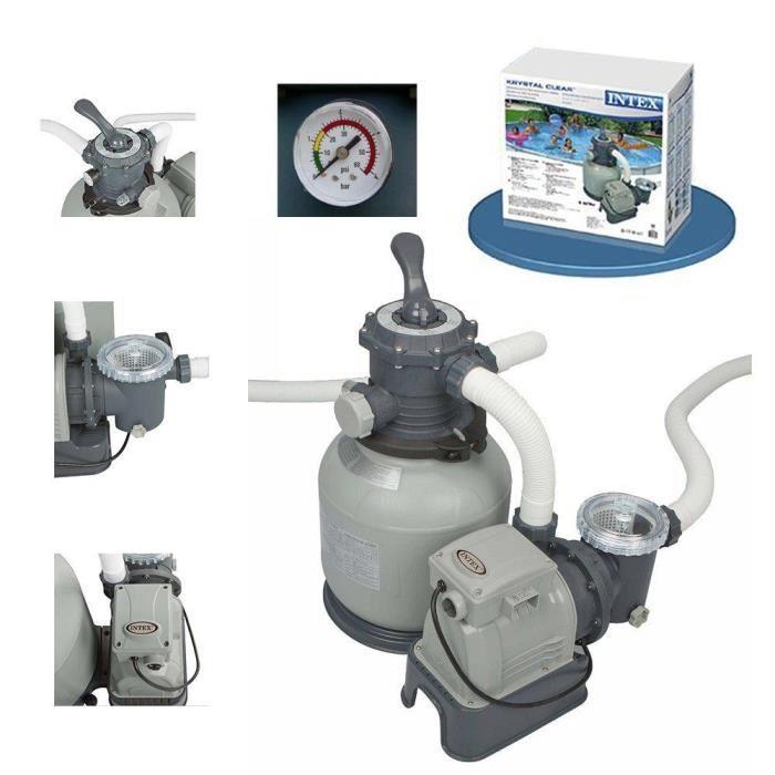 filtration piscine cdiscount