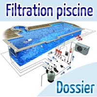 filtration piscine defectueuse