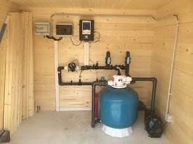 filtration piscine exterieure