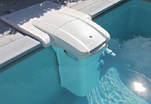 filtration piscine externe