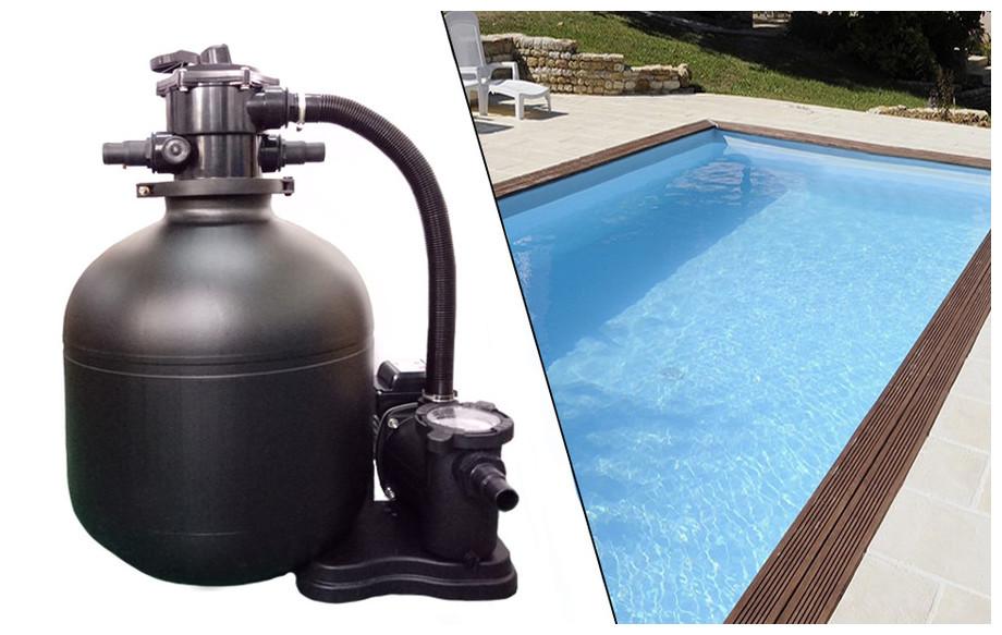 filtration piscine fonctionne mal