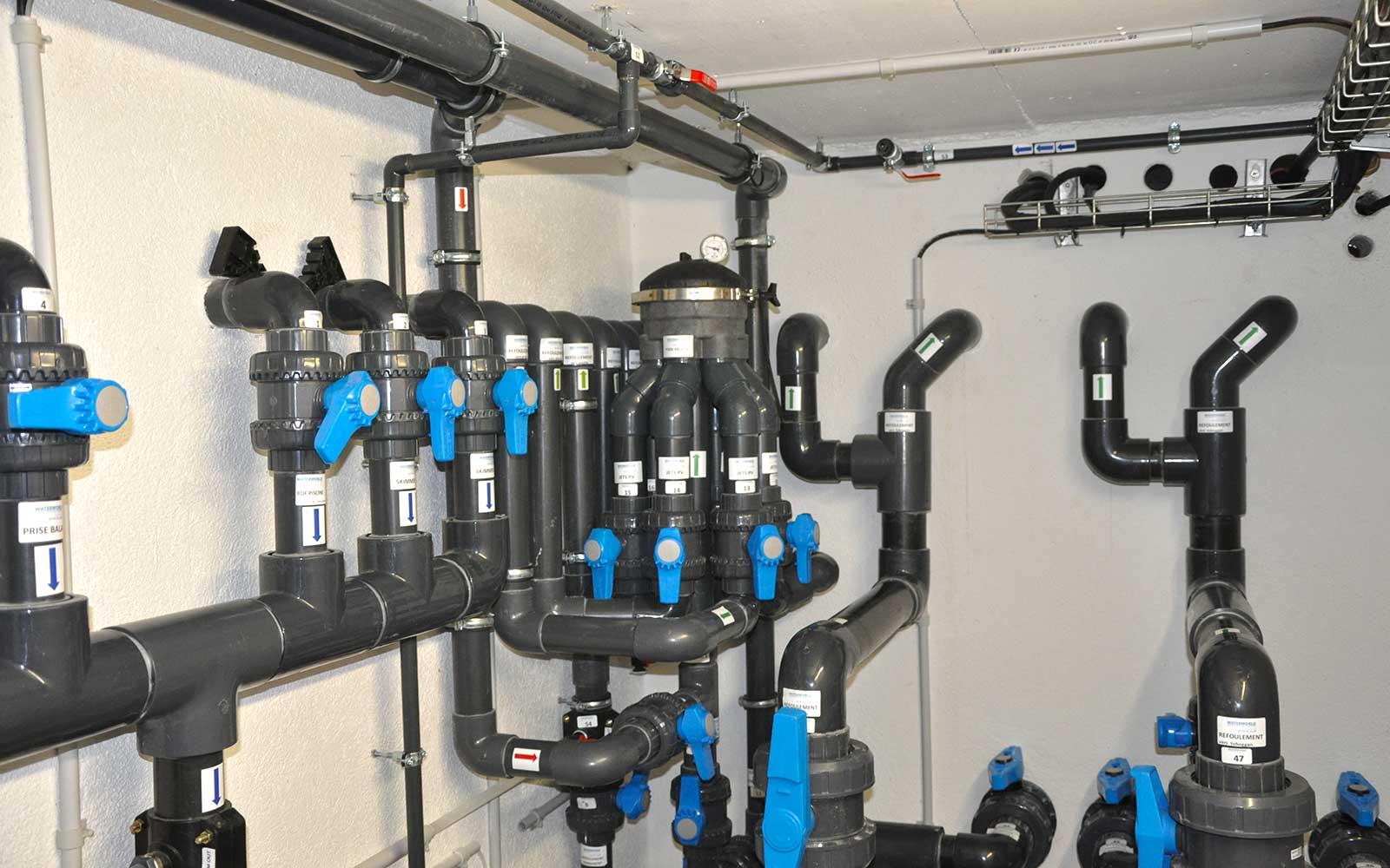 filtration piscine haut de gamme