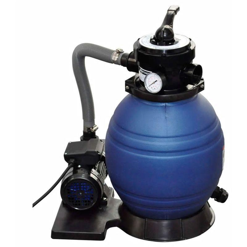 filtration piscine hors sol filtre a sable   pompe