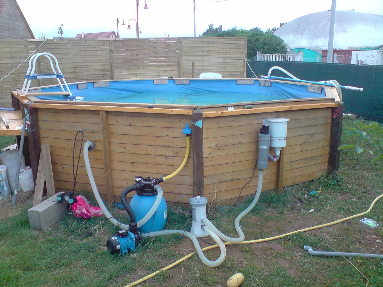 Filtration piscine hors sol - Fonctionnement filtre a sable piscine ...