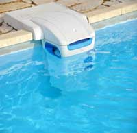 filtration piscine integree