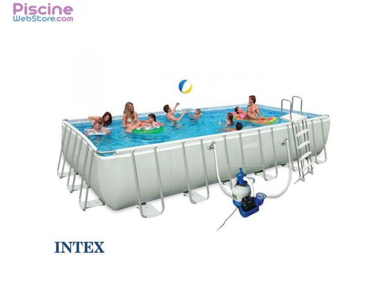 filtration piscine intex temps. Black Bedroom Furniture Sets. Home Design Ideas