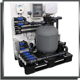 filtration piscine kit