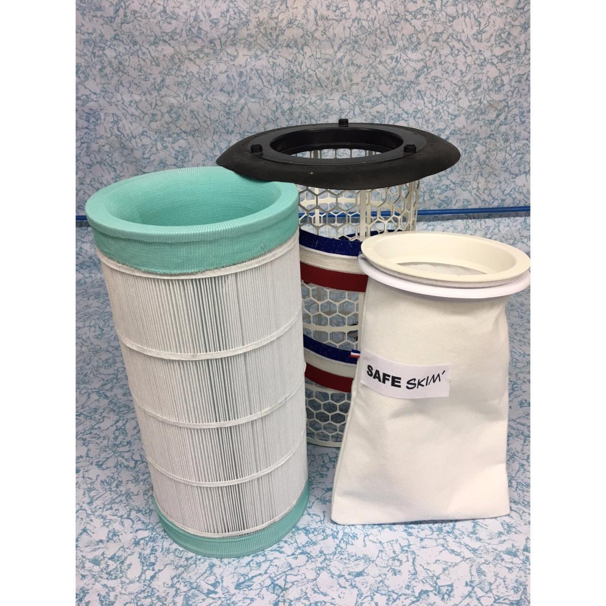 Filtration piscine micron - Comment nettoyer un filtre de piscine ...