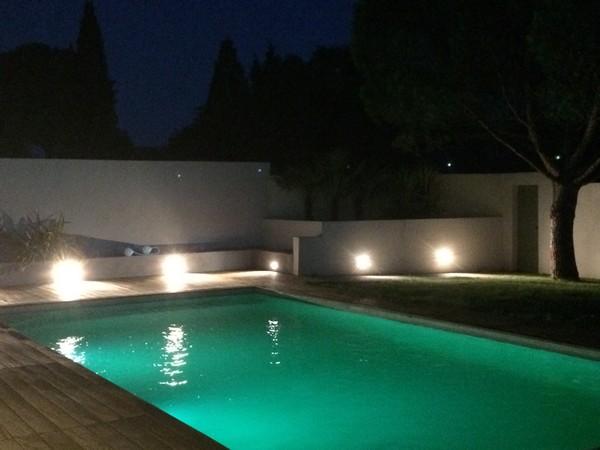 filtration piscine nuit