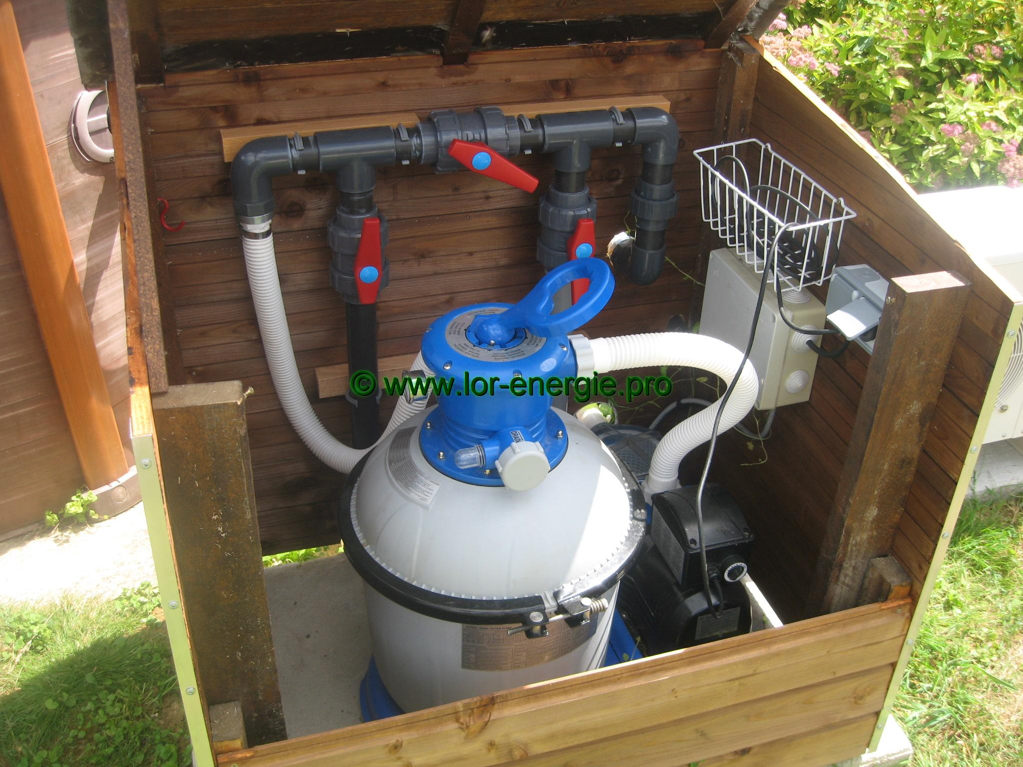 filtration piscine obligatoire
