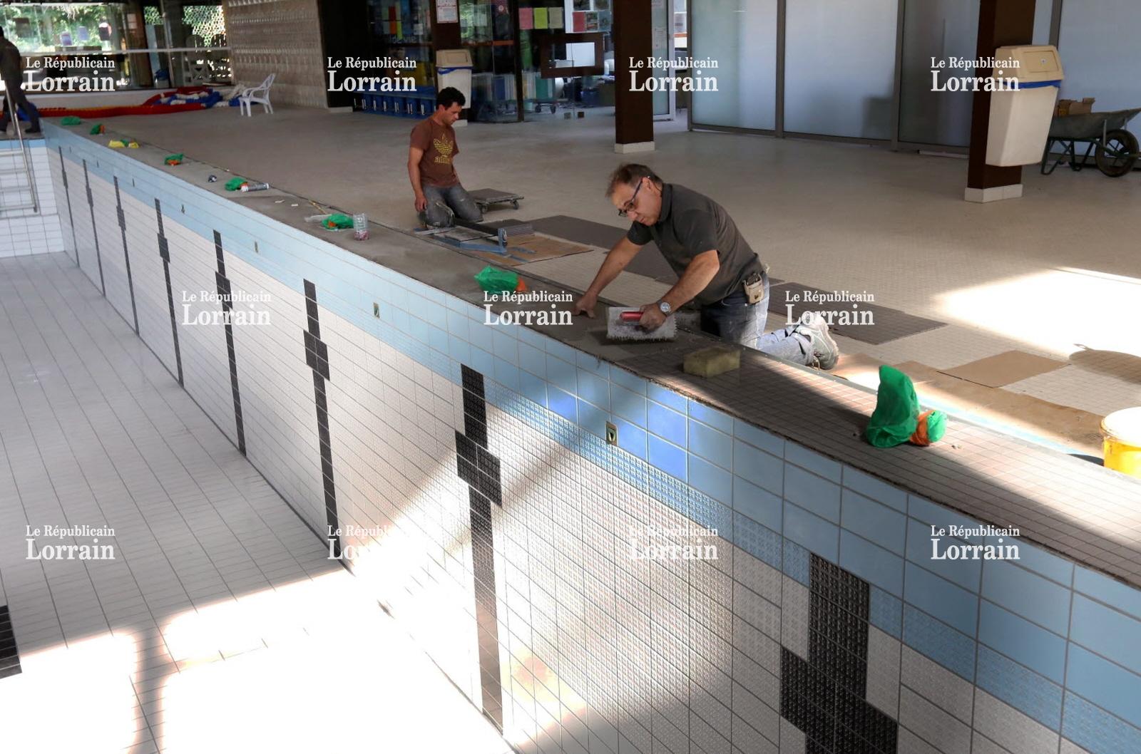 Longueur piscine semi olympique