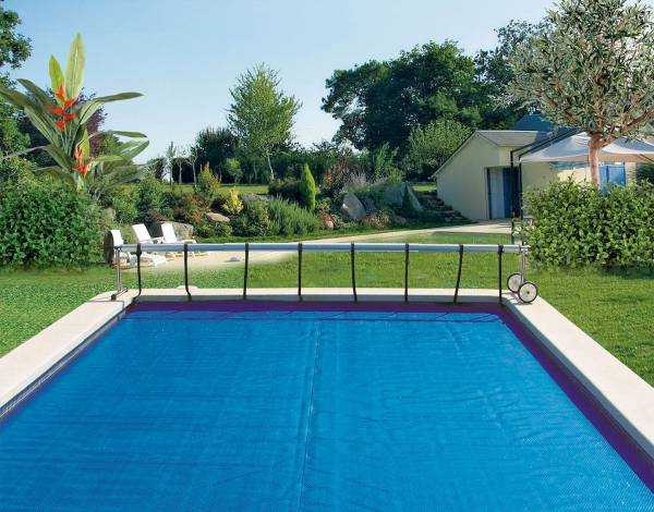 filtration piscine qui fait des bulles