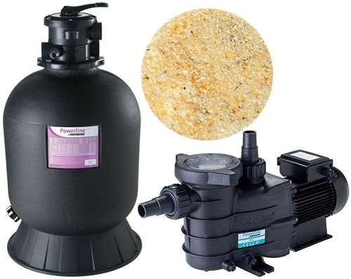 filtration piscine sable ou gravier. Black Bedroom Furniture Sets. Home Design Ideas