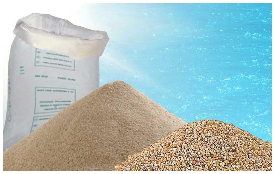 filtration piscine sable ou gravier