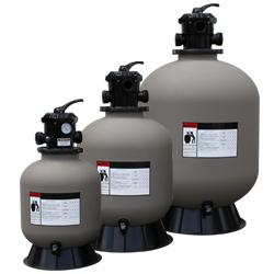 filtration piscine sable