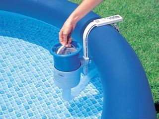 filtration piscine sans skimmer