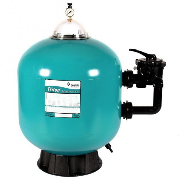 filtration piscine surdimensionne