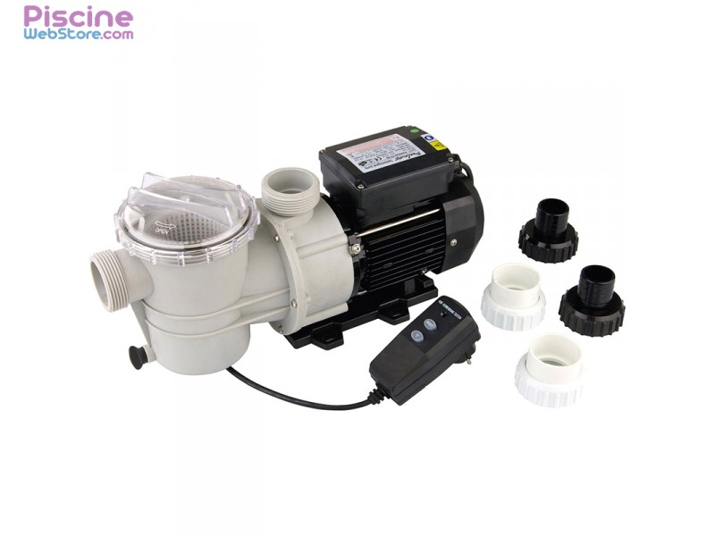 filtration piscine ubbink