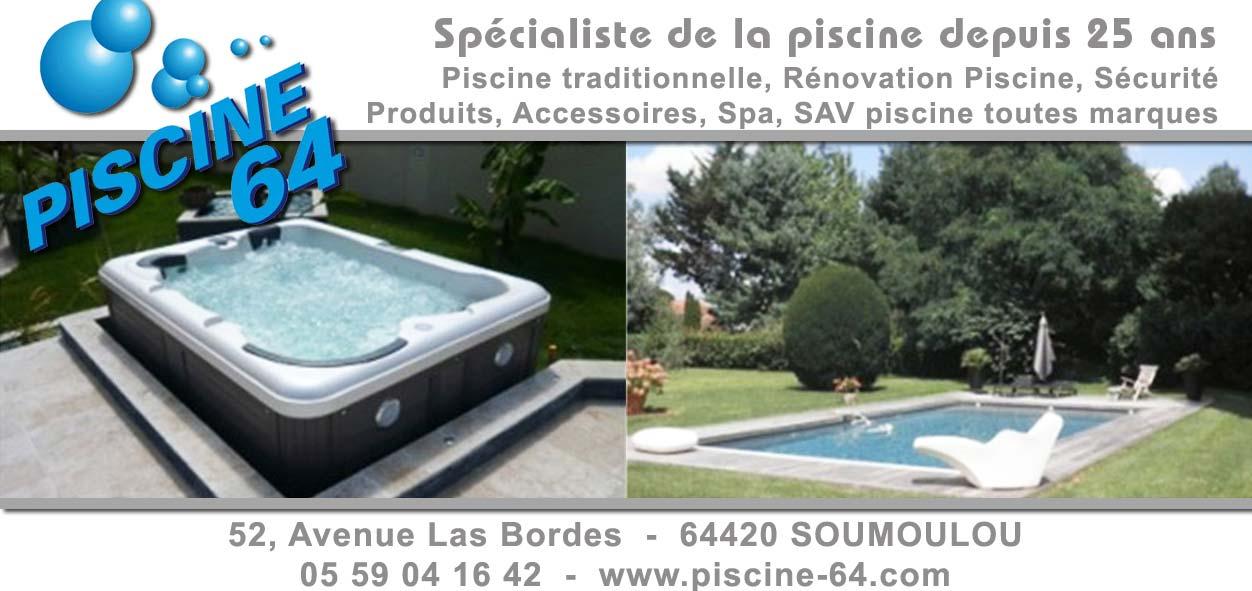 accessoire piscine 64