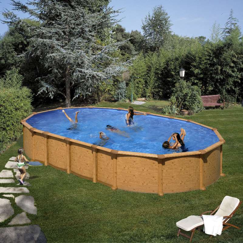 accessoire piscine hors sol acier