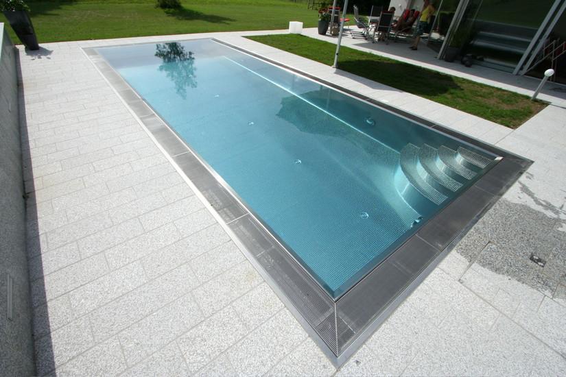 accessoire piscine inox