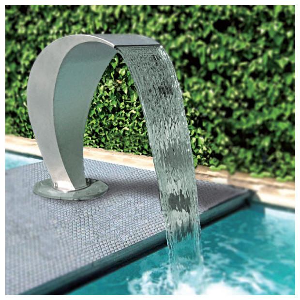 accessoire piscine jet d'eau