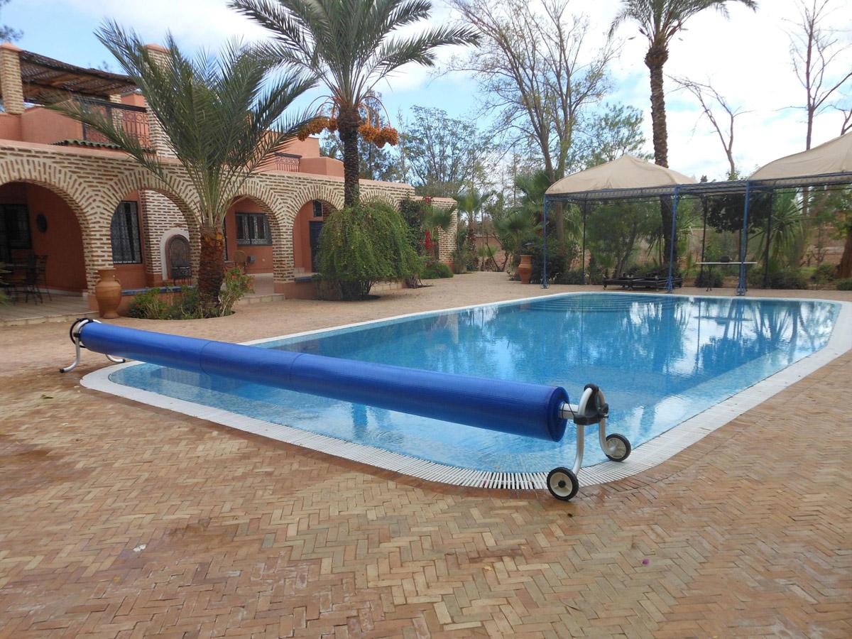 accessoire piscine maroc