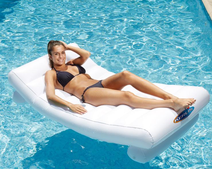 accessoire piscine matelas gonflable