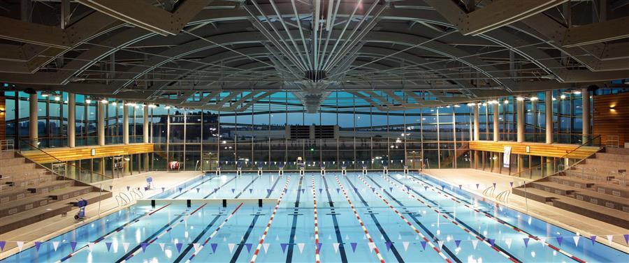 accessoire piscine olympique