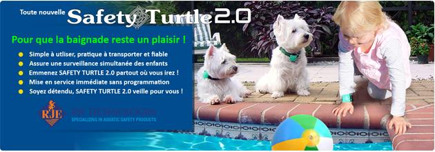 alarme piscine animaux