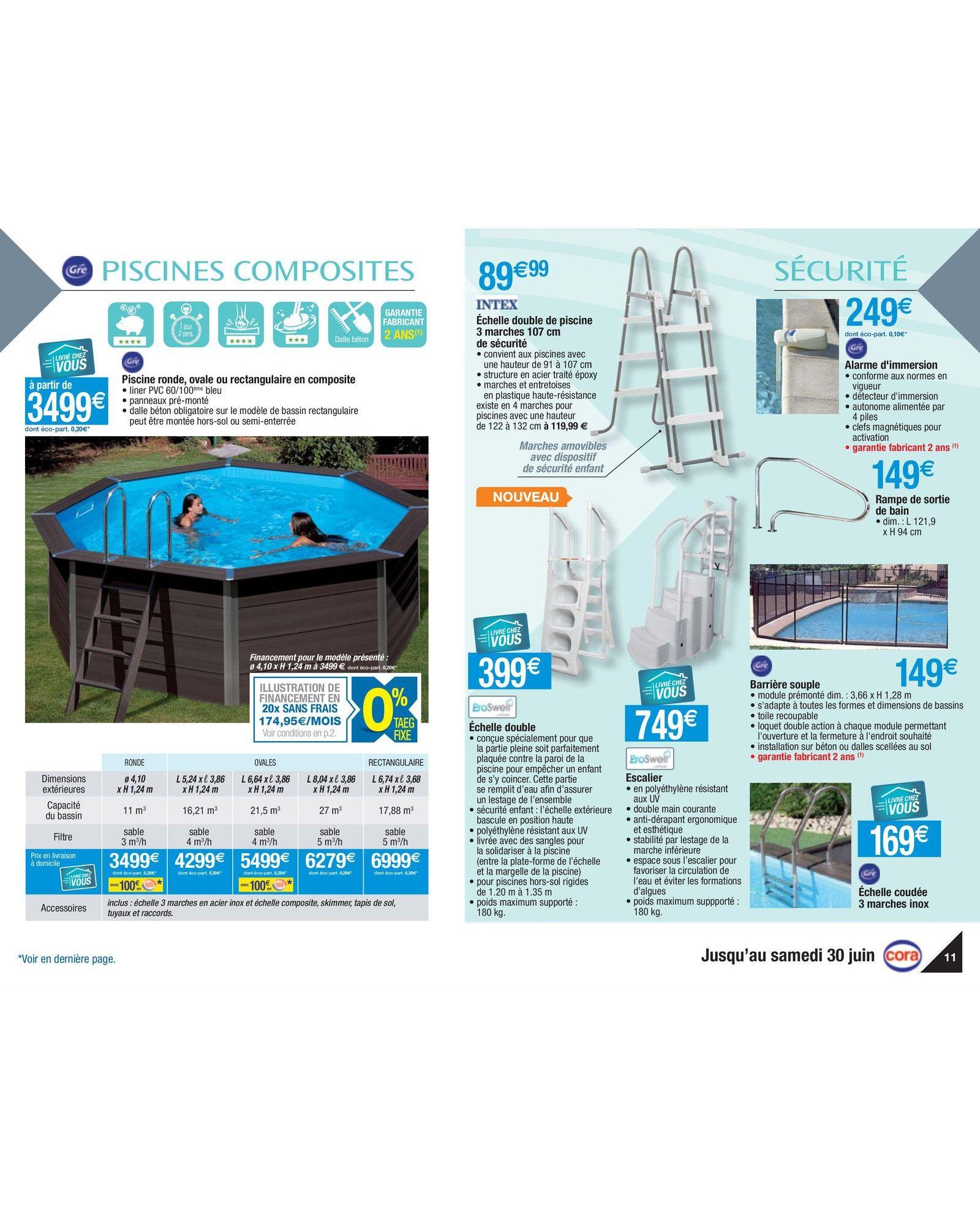 alarme piscine cora